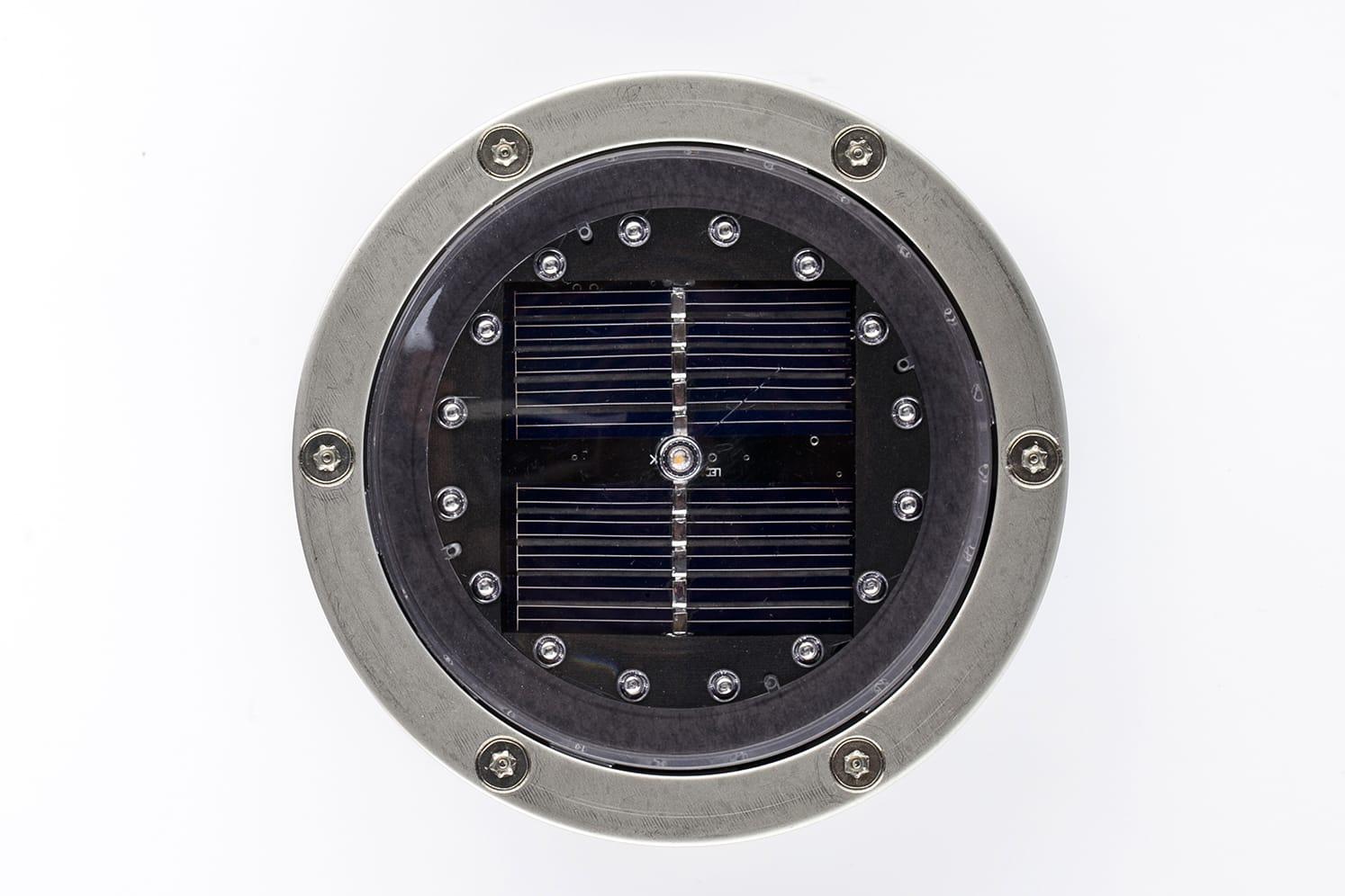 Plot solaire piste cyclable ECO-120