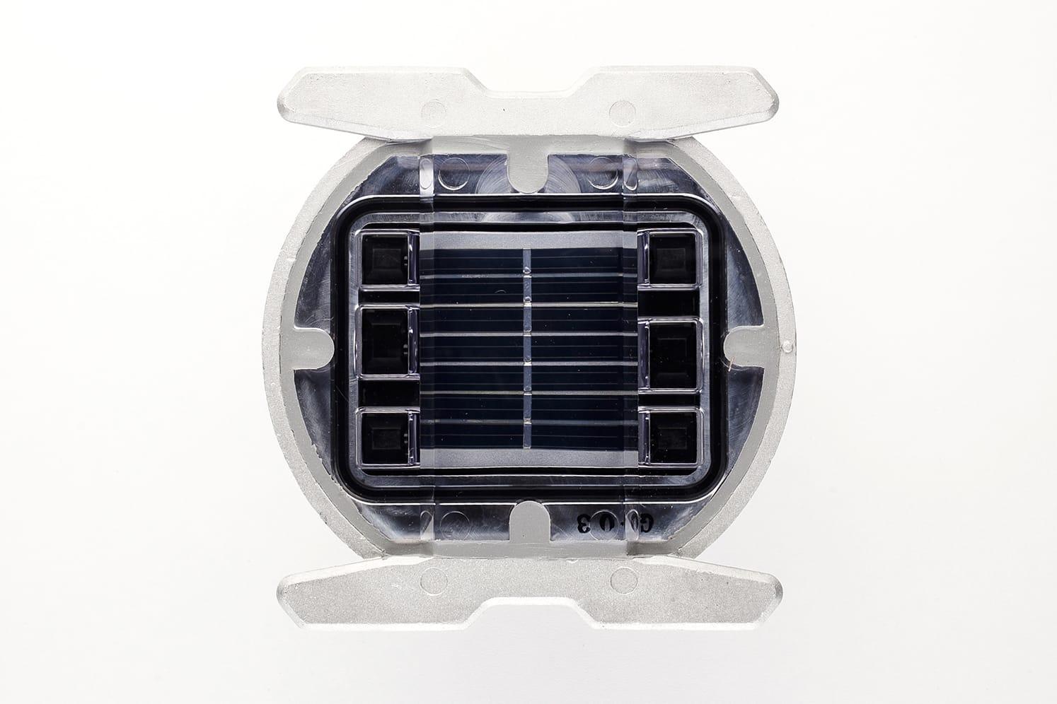 Plot solaire routier giratoire ECO-142