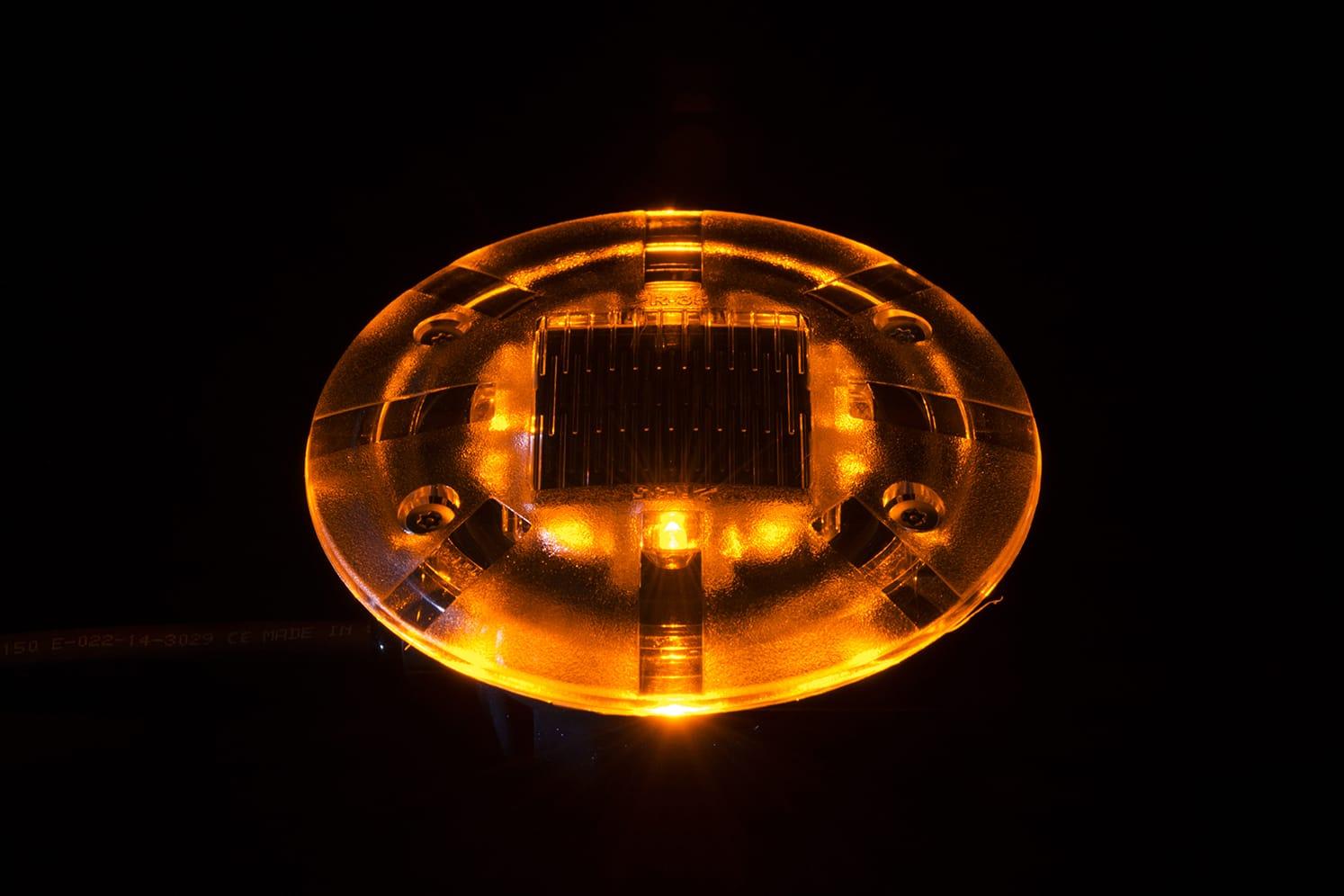 Plot lumineux Architecture et Urbanisme ECO-835 ambre