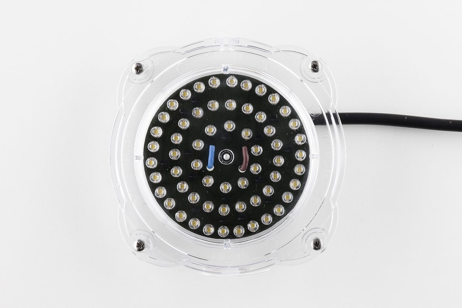 Signalisation LED verticale balise basse tension ECO-802 60 LED